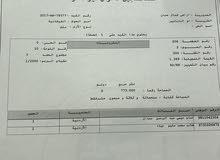 ارض مميزه للبيع في الحنو من أم الدنانير بمساحة 773م