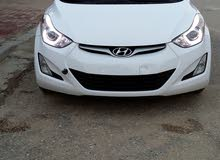 Hyundai Elantra car for sale 2016 in Dhi Qar city
