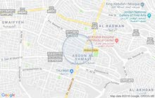 فرصة استثمارية في عبدون عمان مربحة باذن الله تملك عماره وارض باقل من سعر الارض
