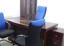 - أثاث مكتب فخم كامل للبيع Office Furniture for Sale