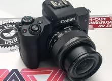 كاميرا m 50