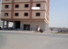 للبيع بناية قيد الانشاء