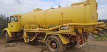 كراء شاحنة بصهريج ماء 10.000لتر