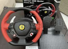 Ferrari Thrustmaster For Xbox One Under Warranty