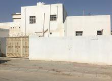 منزل للايجار يتكون من ثلاث غرف .. المنزل قديم .في منطقة الحفار /الانصب