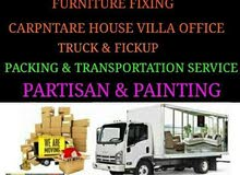 moving shifting carpenter house Villa office delivery services please call me 66