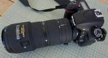 Nikon Nikkor 80-200mm f2,8G ED like New