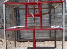 قفص طيور خشب للبيع