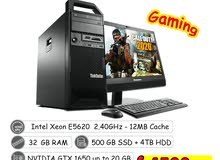 Lenovo Gaming Workstation