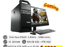 Lenovo Gaming Workstation