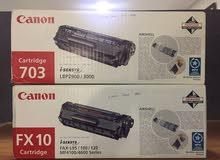 اصلي Laser toner canon