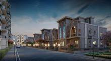 شقة للبيع في العاصمة فيو كلوب هاوس الوحدة مبنية و يمكن معاينتها