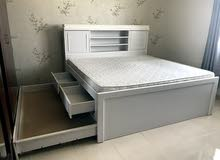 غرفة نوم استعمال خفيف ونظيف