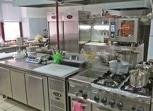 ورشة لصيانة معدات المطاعم