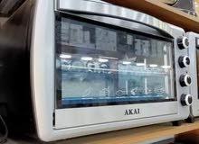 فرن اكاي 60 لتر تكنولوجيا يابانيه