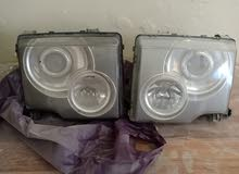 Range Rover HSE Headlights