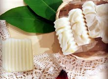صابون من زيوت طبيعية ونقية، منظف لطيف للبشرة