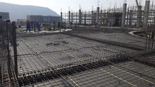 Need building of construction work as subcontract