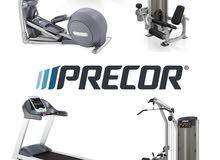 للبيع أجهزة رياضية ماركة بريكور أمريكي جديد