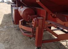 مقطورة تانك محروقات موديل 2008 صناعة الراجحي. 36000 الف لتر - 8 الف جالون  ياي ل
