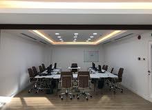 قاعة للتدريب للإيجار اليومي والشهري