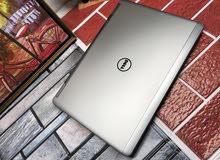 (اطلب واحنا علينا نوصل )لاب توب Dell ممتاز ssd 256 ملحقاته 3 هدايا بسعر مغري