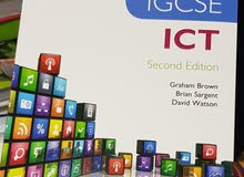 ICT IGCSE TEXTBOOK I need this book