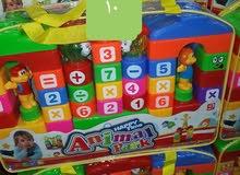 العاب اطفال لعبه ابنك تصل لباب بيتك0791863705