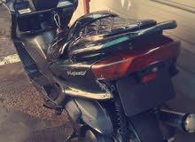 Yamaha motorbike made in 2014