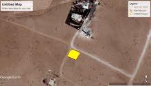 ارض للبيع الذهيبه الجنوبيه بالقرب من شارع عمان التنموي مساحه 500م على شارعين بسعر 35الف