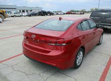 For sale 2017 Red Elantra