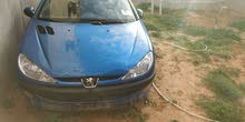 Peugeot 206 2005 For sale - Blue color