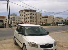 Manual White Skoda 2009 for sale