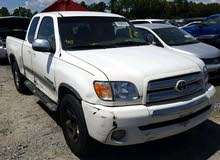 Automatic White Toyota 2003 for sale