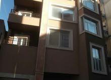 مبنى نظام صالات من 4ادوار بشارع الجمهوريه ملك مقدس شهاده عقاريه للبيع او للايجار