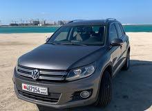 VW Tiguan 2.0 TSI Sport, Full Option, 2014, 92,000klm