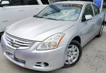 Nissan Altima Model 2012