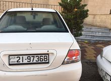 White Mitsubishi Lancer 2011 for sale