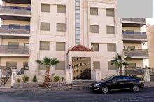 شقة جديدة 190م قرية النخيل