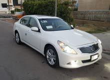 1 - 9,999 km Infiniti G37 2013 for sale