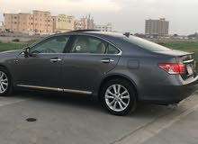 Used condition Lexus ES 2012 with 1 - 9,999 km mileage