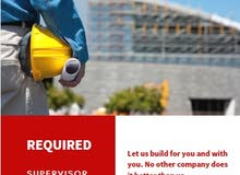 required for a construction company