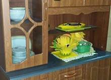 دولاب مطبخ مستعمل استعمال نظيف للبيع