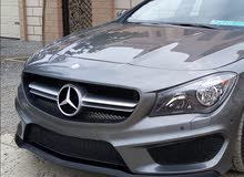 Grey Mercedes Benz CLA 250 2014 for sale