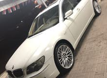 White BMW 730 2006 for sale