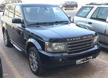 Used condition Land Rover Range Rover HSE 2008 with +200,000 km mileage