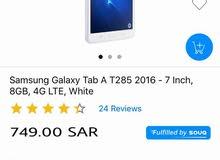 سامسونج جلكسي تاب جدييد ( Galaxy Tap A6 )