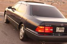 Blue Lexus LS 1999 for sale
