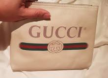 Gucci pouch bag for men