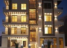 شقة فاخرة بالاقساط بتشطيب فندقي في شفا بدران ومن المالك مباشرة